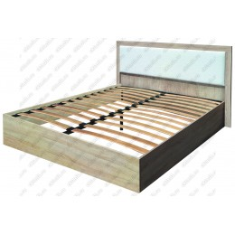 """Кровать 1,6 м  """"Селена"""" с ортопедическим основанием"""