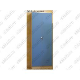 Шкаф детский Беби-2 синий